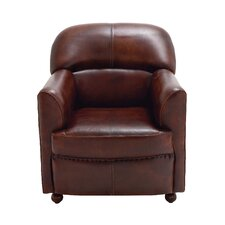 Club Chair by Cole & Grey