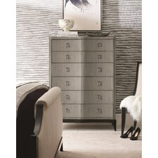 Symphony 6 Drawer Chest by Legacy Classic Furniture