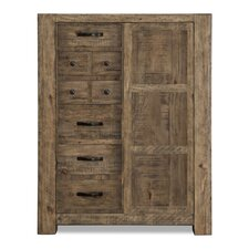 Griffith 6 Drawer Gentleman's Chest by Magnussen Furniture