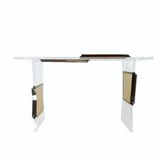 Sigman Acrylic Console Table by Brayden Studio