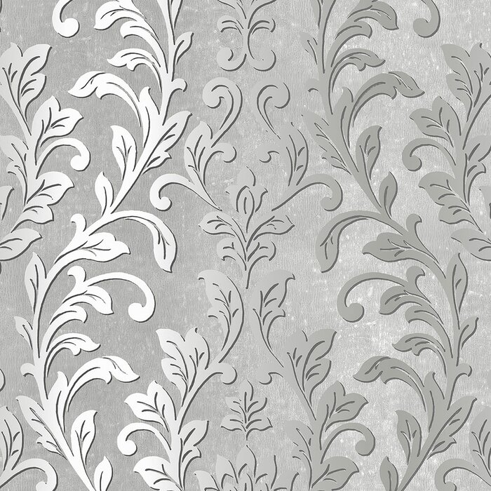 Knauer 32 7 L X 20 5 W Smooth Wallpaper Roll
