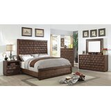 4 Piece Bedroom Set by World Menagerie
