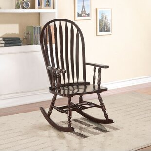 Hobgood Rocking Chair by A..