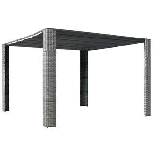 Kairi 3m X 3m Steel Patio Gazebo By Sol 72 Outdoor