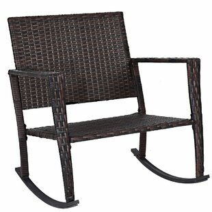 Rikard 3 Piece Rocker Seating Group with Cushions by Winston Porter