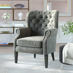 Affordable Anamaria Wingback Chair by Mercer41 Reviews (2019) & Buyer's Guide