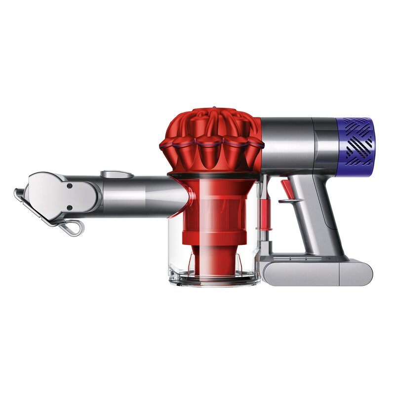 Dyson Top Dog Hepa Bagless Handheld Vacuum