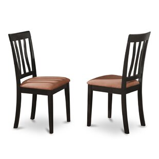 Three Posts Woodward Side Chair with Cushion (Set of 2)
