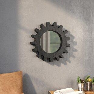 Mercana Metal Cog II Mirror   Item# 12162