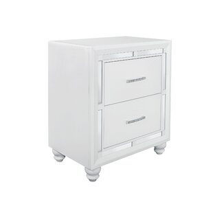 Rhona 2 Drawer Nightstand
