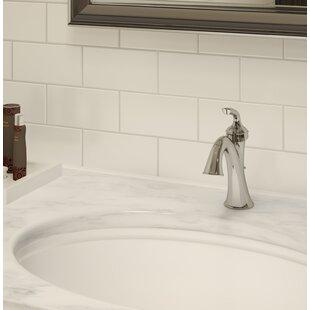 Symmons Elm Single Hole Bathroom Faucet with..