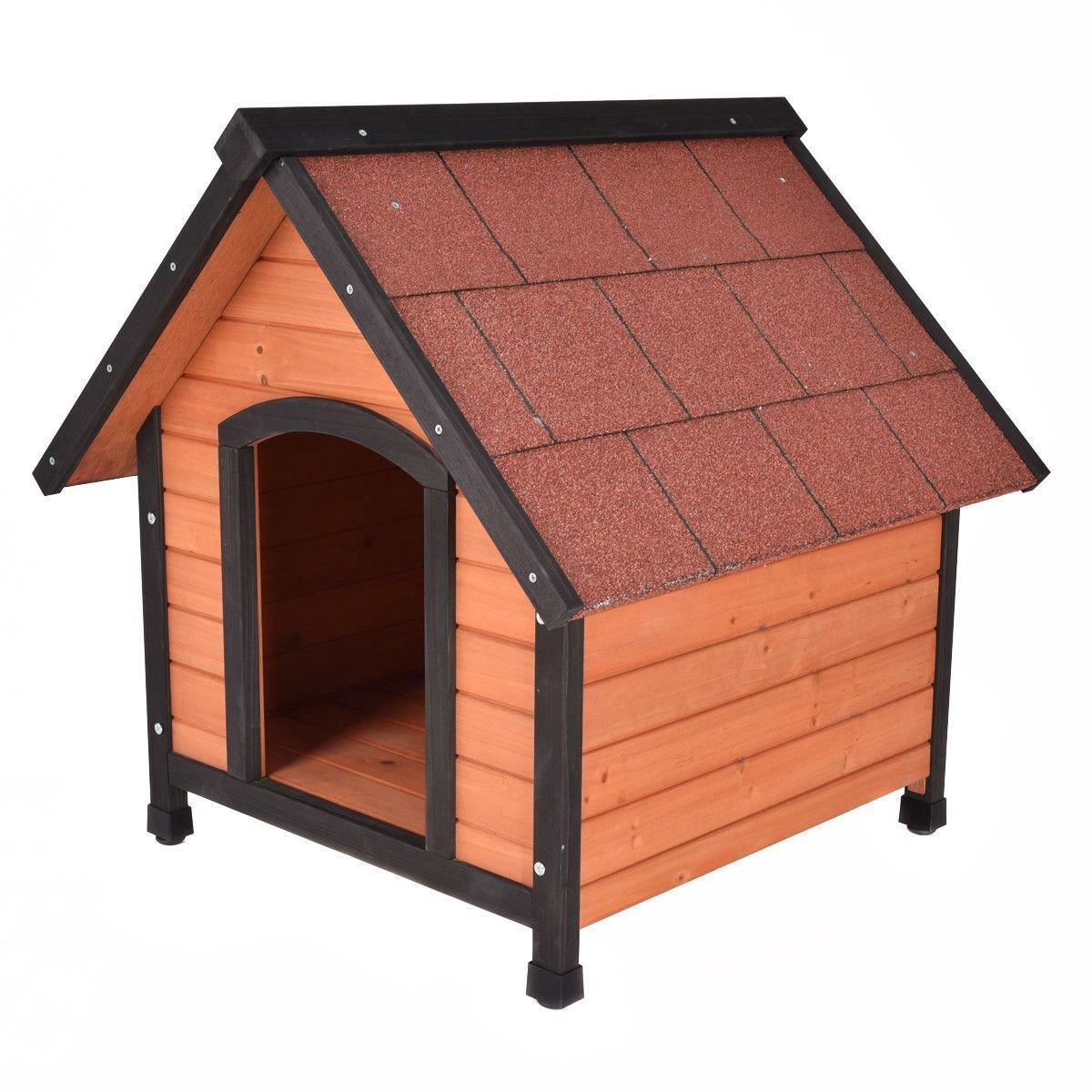 Tucker Murphy Pet Raney Wood Dog House Wayfair
