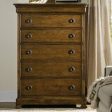 Archivist 6 Drawer Lingerie Chest by Hooker Furniture
