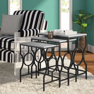 Gerhard 3 Piece Nesting Tables