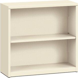 Brigade 2-Shelf Standard Bookcase