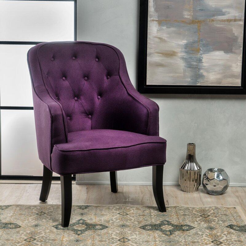 darryl wingback chair