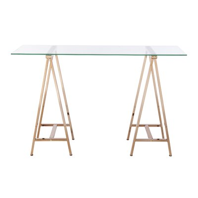 Gold Desks You Ll Love In 2019 Wayfair