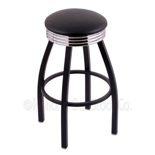 Warsaw 30 Swivel Bar Stool Ebern Designs