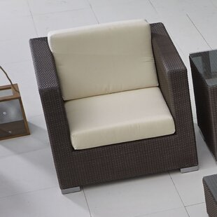 Brayden Studio Westcott Arm Chair with Cu..