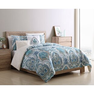 Byerly Reversible Comforter Set