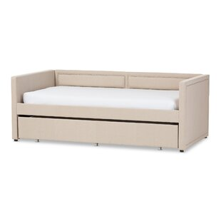 Glennis Twin Daybed with Trundle