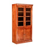 Torin Solid Wood Standard Bookcase by Millwood Pines