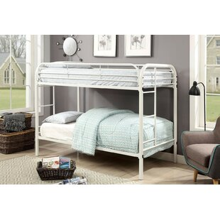 Alderete Twin over Twin Bunk Bed