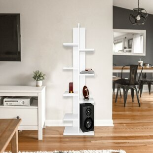 Sarmasik Bookcase By Symple Stuff