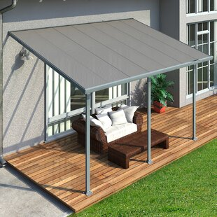 Palram Feria™ 14 ft. W x 9.5 ft. D Patio Awning