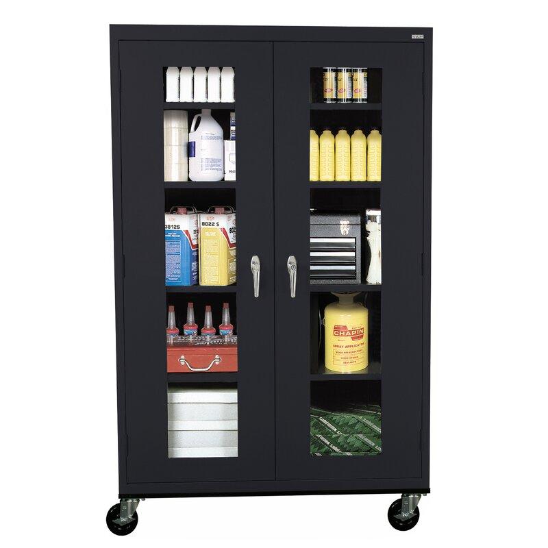 Sandusky Transport 2 Door Storage Cabinet | Wayfair