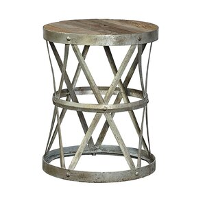 Industrial End Table (Set of 2) by Furniture..