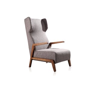 Skelton Wingback Chair