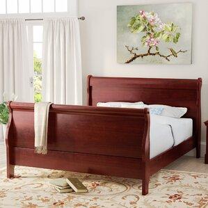caldello sleigh bed - Sleigh Bed King