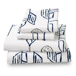Luxury 4 Piece Sheet Set