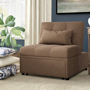Check Prices Ostrander Convertible Chair by Winston Porter Reviews (2019) & Buyer's Guide