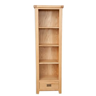 181.5cm Bookcase By Gracie Oaks