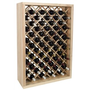 Vintner Series 58 Bottle Floor Wine Rack ..