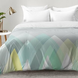 Graphic Z Comforter Set