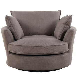 Lansdale Swivel Lounge Chair By Ebern Designs