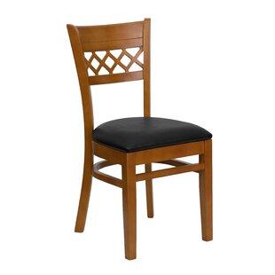 Escarcega Lattice Back Side Chair DarHome Co