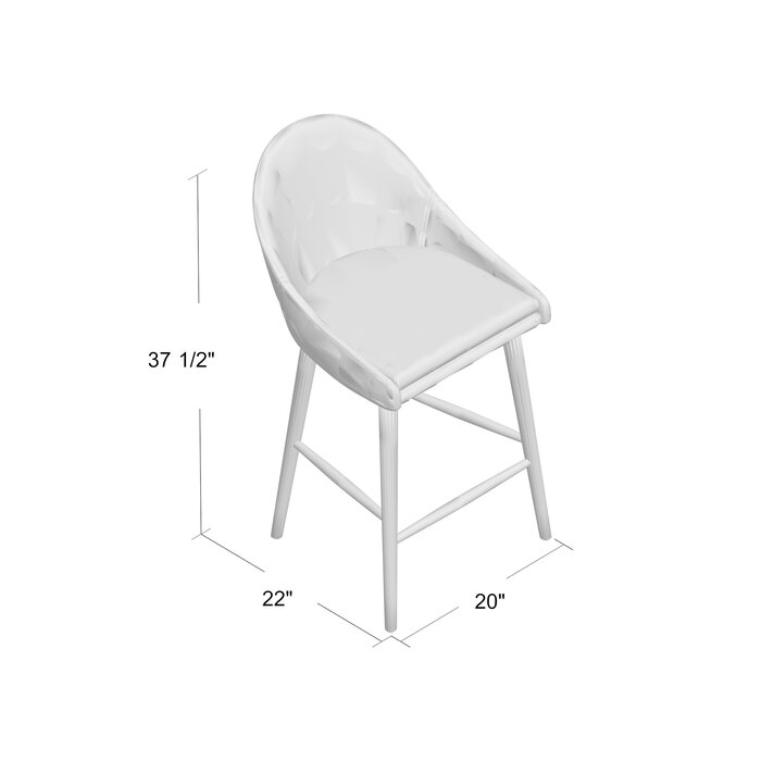 Awesome Prism Bar Counter Stool Machost Co Dining Chair Design Ideas Machostcouk