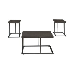 Taylah 3 Piece Coffee Table Set by Ivy Bronx