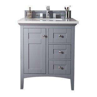 Palisades 29 Single Bathroom Vanity Base by James Martin Furniture