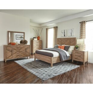 Gracie Oaks Hillam Panel Configurable Bedroom Set