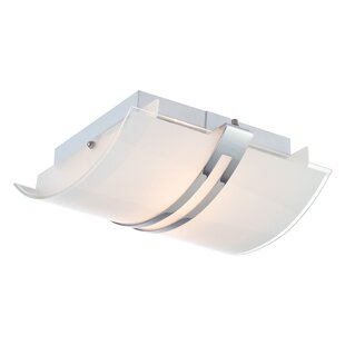 Wade Logan Princess 2-Light Flush Mount