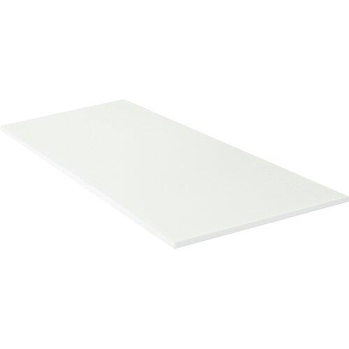 Matratzenauflage Memory Schaum Wayfair Basics Größe: 180 x 200 cm   Heimtextilien > Bettwäsche und Laken > Matratzenschoner   Wayfair Basics