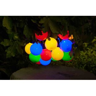 20-Light Festoon Light By The Party Aisle