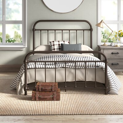 Wrought Iron Beds You Ll Love In 2020 Wayfair