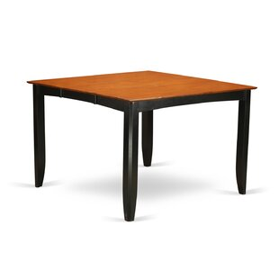 Wooden Importers Fairwinds Counter Height Extendable Dining Table
