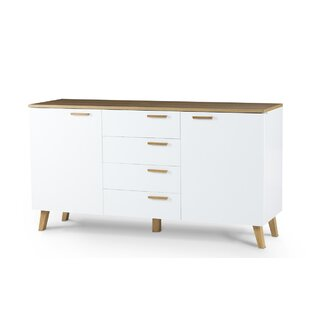 Frisk 4 Drawer Combi Chest By Konsimo